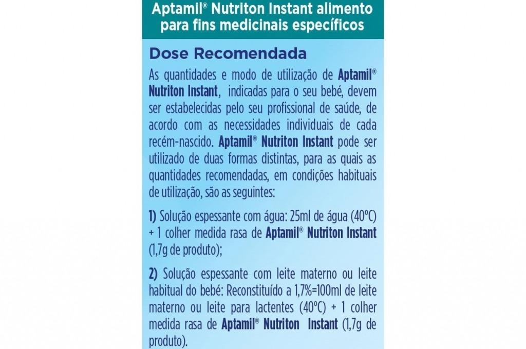 Aptamil - Aptamil® Nutrition Instant 4
